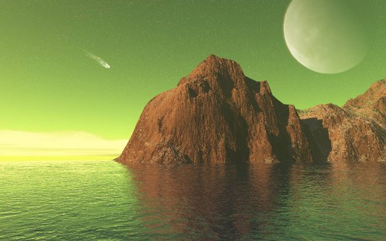 Invisible Aliens – Extraterrestrial Life May Be Beyond Human Understanding  Alienplanet3
