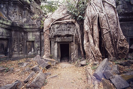 Mysterious New Structures Discovered At Angkor Wat  Angkorwat
