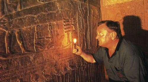 Erich von Däniken - Celebrates 79 Years - Interview With The Father Of The Ancient Astronauts Theory Danikeninegypt