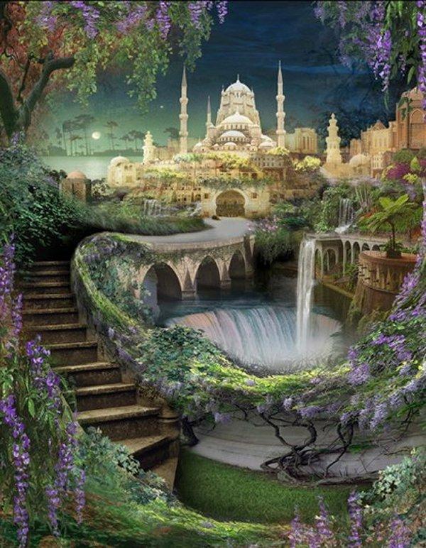 Ancient Script Reveals Mysterious Location Of Legendary Hanging Garden Of Babylon Hanginggarden4