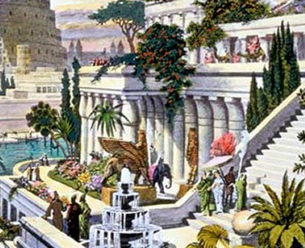Ancient Script Reveals Mysterious Location Of Legendary Hanging Garden Of Babylon Hanginggardenbabylon2