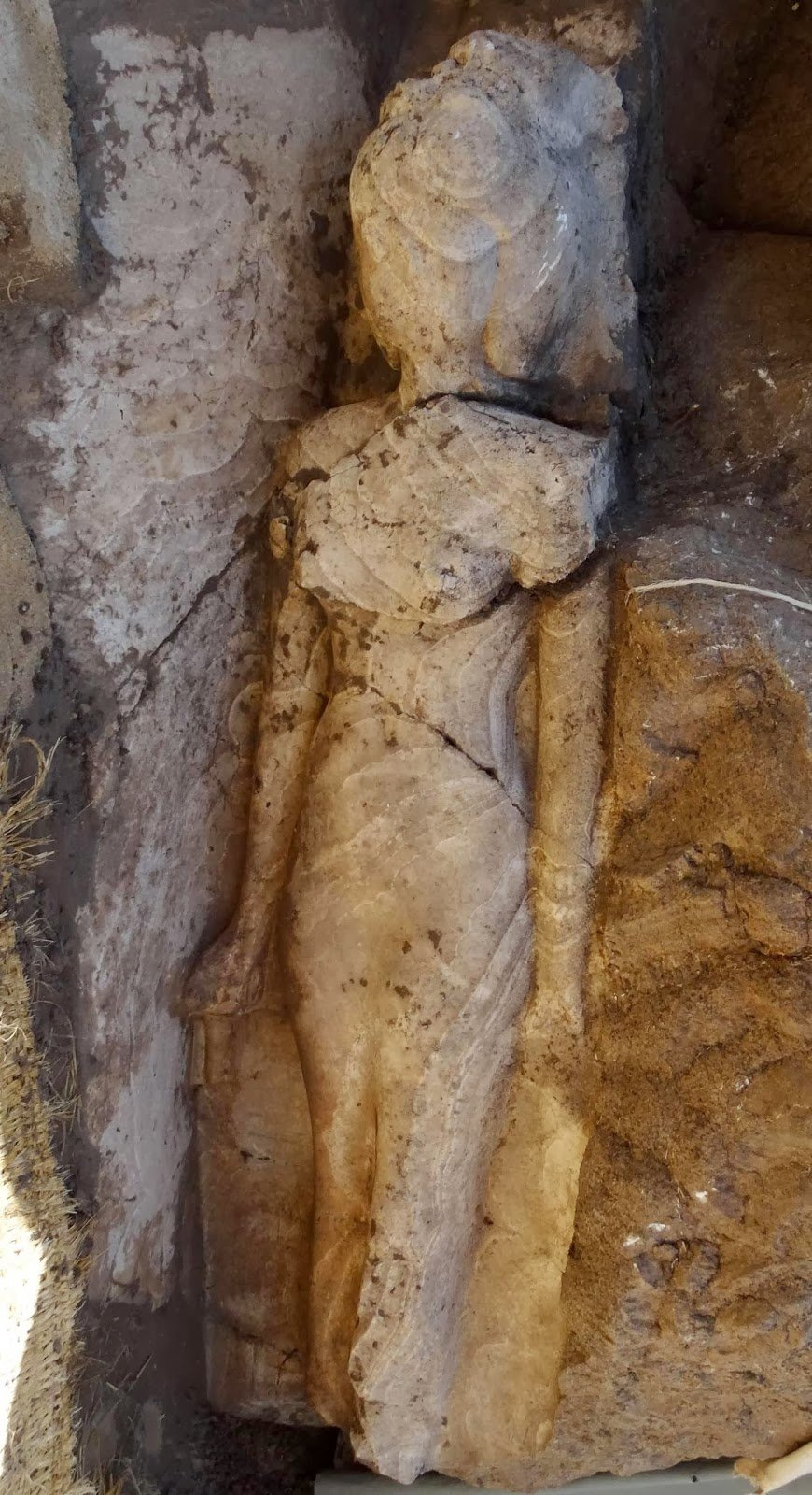 Remarkable Massive Statues Of Pharaoh Amenhotep III Discovered In Luxor - Ancient Egypt Reveals More Of Its Secrets Isetamehotepsdaughter001