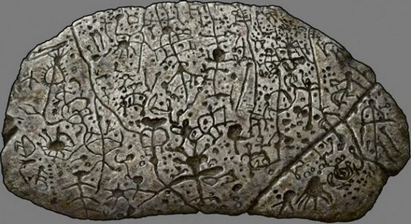 Judaculla Rock's Mystery - Does It Contain A Secret Coded Message To Mankind? Jud700