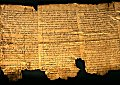 Nine New Qumran Scrolls Unearthed Sixty Years Ago But Never Opened Ninequmranscrolls01_small