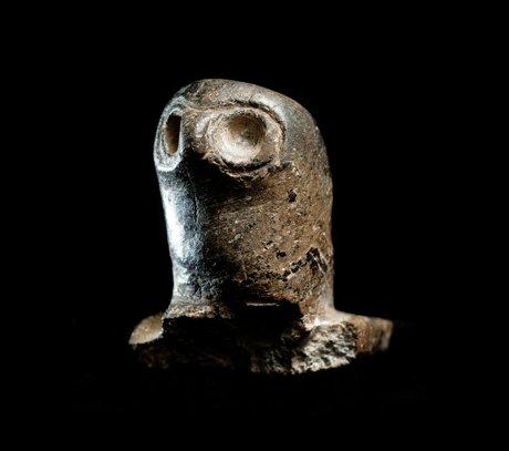 Enigmatic 2,000 -Years-Old Carved Stone Owl Pipes - An Ancient Unsolved Secret Of Illinois  Owlpipes