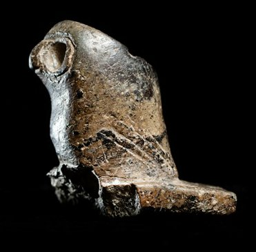 Enigmatic 2,000 -Years-Old Carved Stone Owl Pipes - An Ancient Unsolved Secret Of Illinois  Owlpipes3
