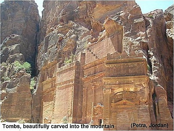 Unclear Purpose Of Mysterious Rock-Cut City Of Petra - Was It A Fortress Or Sacred City? Petra_jordan