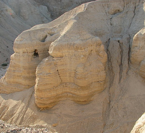 Nine New Qumran Scrolls Unearthed Sixty Years Ago But Never Opened Qumrancavesscrollsnine01