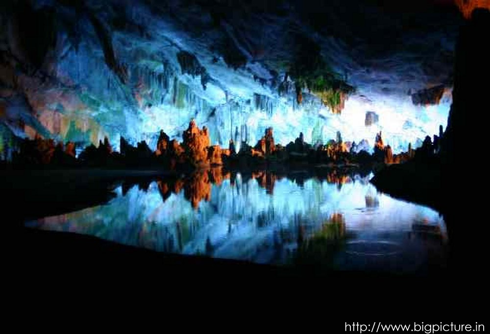 Spectacular Reed Flute Cave With Multicolored Lighting Admired By Millions Rflutecave02