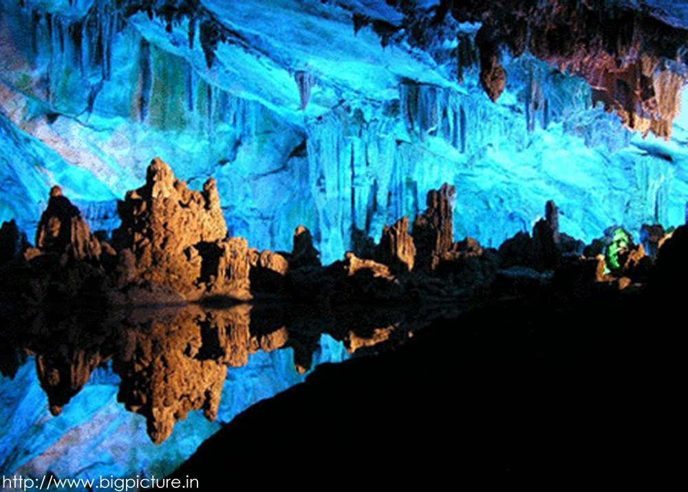 Spectacular Reed Flute Cave With Multicolored Lighting Admired By Millions Rflutecave03