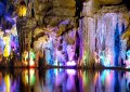 Spectacular Reed Flute Cave With Multicolored Lighting Admired By Millions Rflutecave04_small