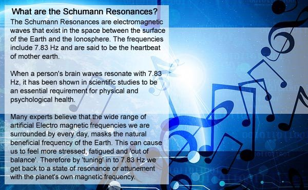 You Can Open Your Third Eye With Magnet - To Not Only See Things Within This Dimension But Also Beyond As Well  Schumannresonances01
