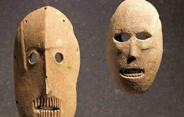 Extremely Rare 9,000-Year-Old Stone Masks From The Ancient Land Of Israel - Are Considered The Most Ancient Human Portraits Worldsoldestmaslsisrael01