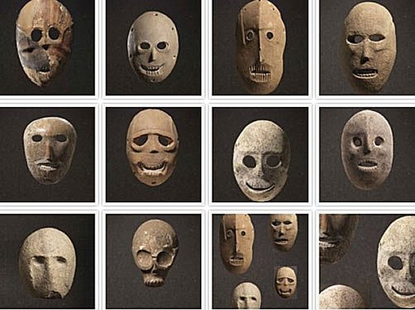 Extremely Rare 9,000-Year-Old Stone Masks From The Ancient Land Of Israel - Are Considered The Most Ancient Human Portraits Worldsoldestmaslsisrael03