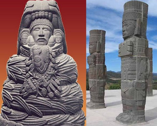 Was Quetzalcoatl An Extraterrestrial From The Pleiades? Etquetzalcoatlpleiadesfeatured