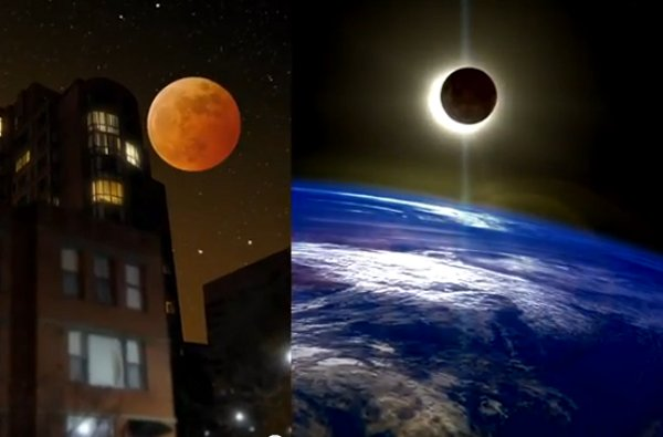 Total Lunar Eclipse Arrives just After Midnight On April 15 - It's A Special Event Totluneclipse002