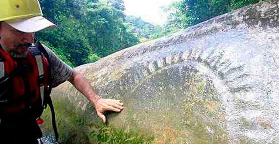 Mysterious 'White City' Hidden In Honduras' Jungle: Archaeological Excavations Have Begun Honduraswhitecity1