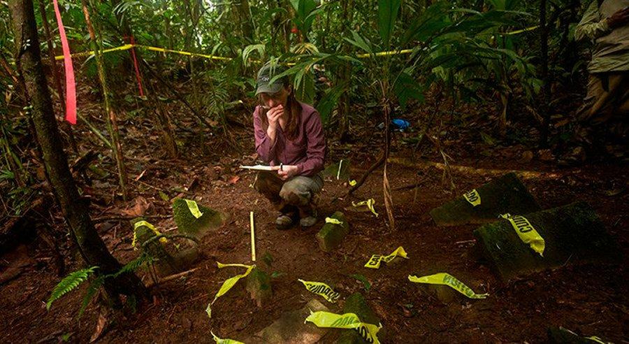 Mysterious 'White City' Hidden In Honduras' Jungle: Archaeological Excavations Have Begun Honduraswhitecity3