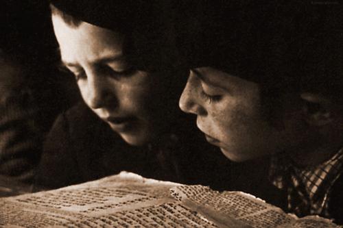 Topic ressources Histoire du judaïsme, cultures juives /Histoire de l'antisémitisme et de la Shoah - Page 2 2-124-enfants-trnava-1937