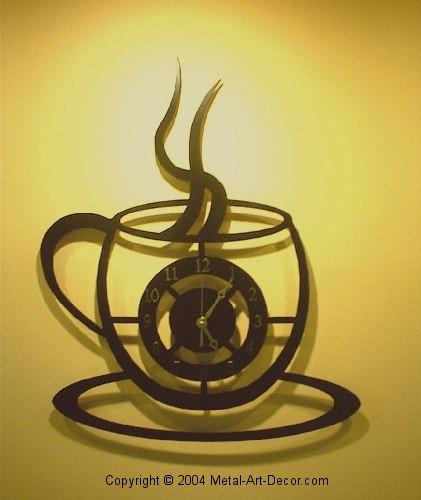 Dobro jutro, dan, veče.. - Page 19 Coffee_Cup_Clock_Wall