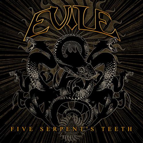EVILE Five Serpent's Teeth (2011) Evileserpent