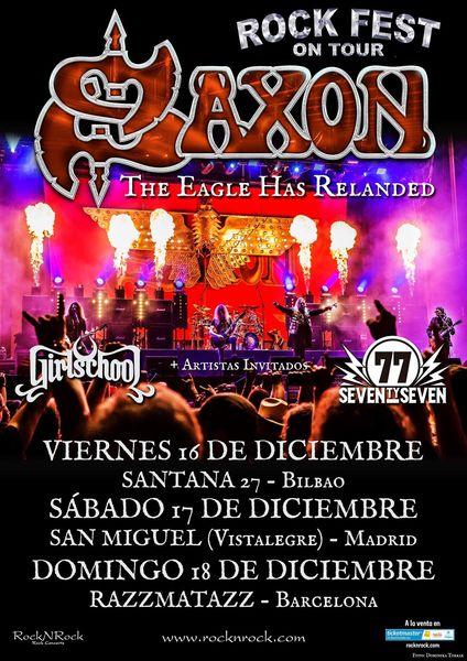 Saxon - Página 4 Saxon2016