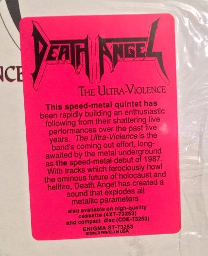 99 WAYS TO THRASH: XXX Slayer - South of Heaven - Página 6 19870400c