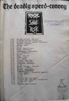 99 WAYS TO THRASH: XXX Slayer - South of Heaven - Página 13 19880916e