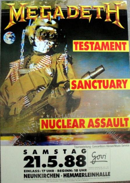99 WAYS TO THRASH: XXX Slayer - South of Heaven - Página 13 19880521