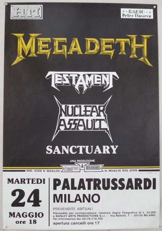 99 WAYS TO THRASH: XXX Slayer - South of Heaven - Página 13 19880524