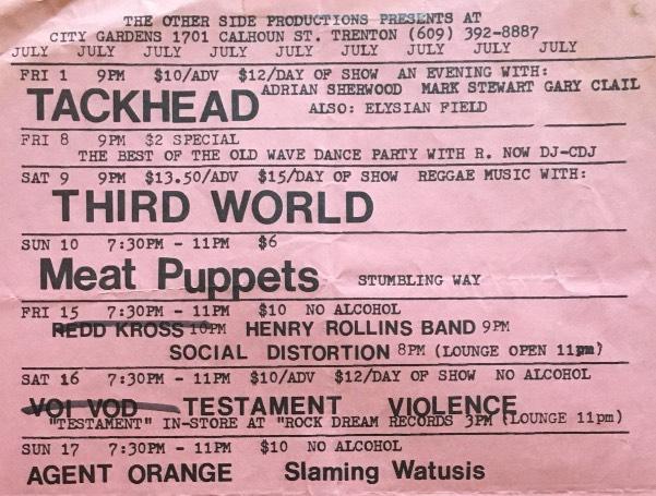 99 WAYS TO THRASH: XXX Slayer - South of Heaven - Página 13 19880716