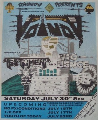 99 WAYS TO THRASH: XXX Slayer - South of Heaven - Página 13 19880730b