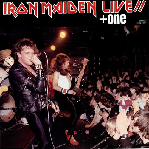 Fear of the dark. El hilo semanal de Iron Maiden - Página 2 Iron-maiden-live-one(ep)