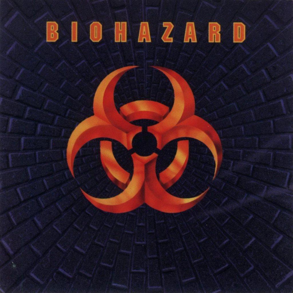 Logos de grupos Biohazard