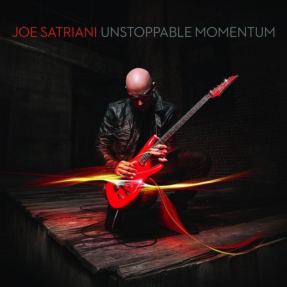 Joe Satriani Joe-Satriani-Unstoppable-Momentum