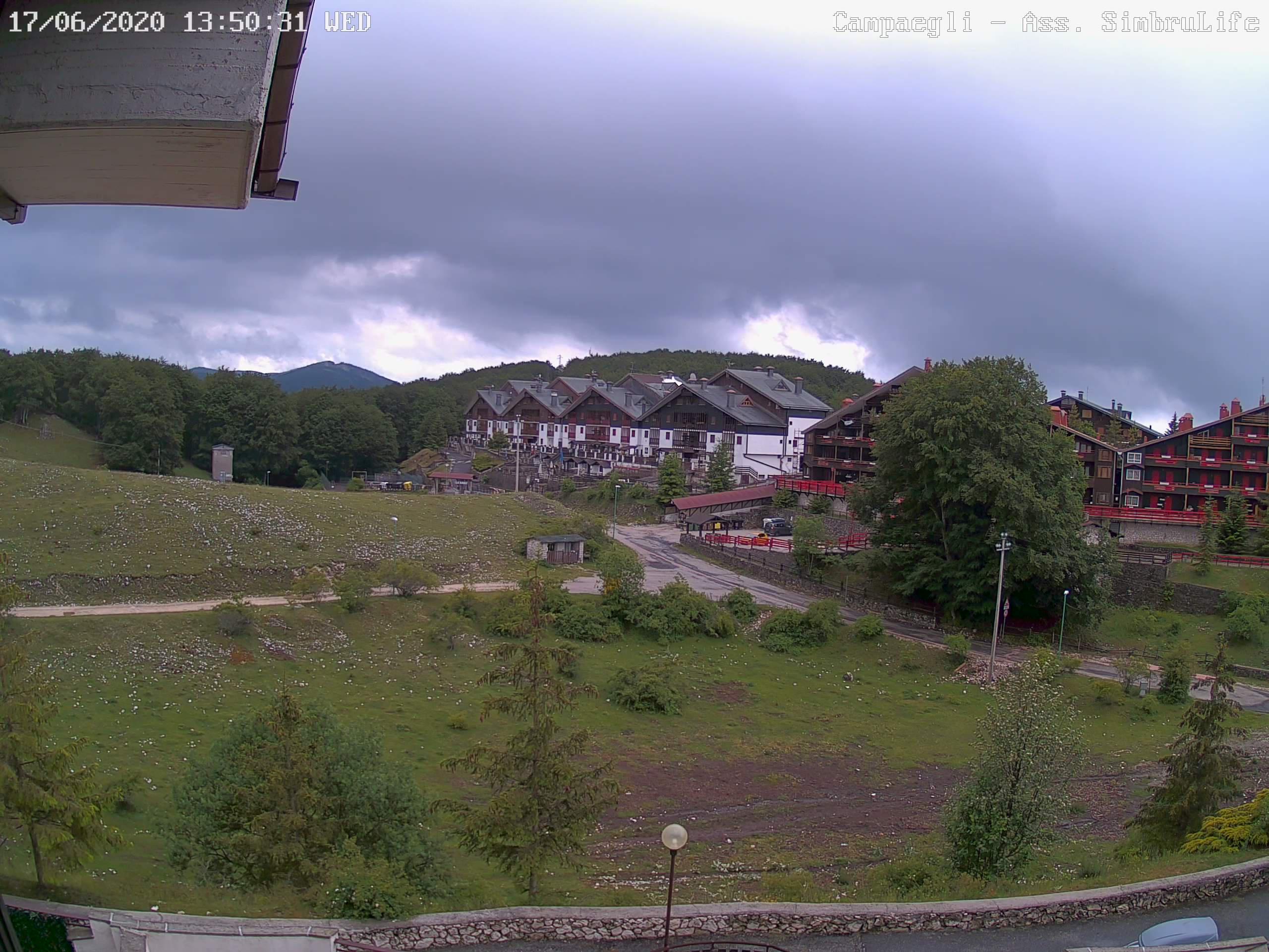 Webcam Campegli (RM) Current