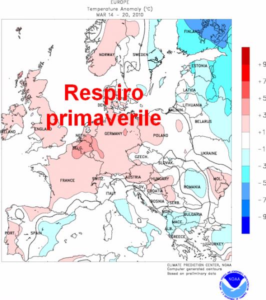 14-20 marzo:respiro primaverile in Europa 17638_1_1
