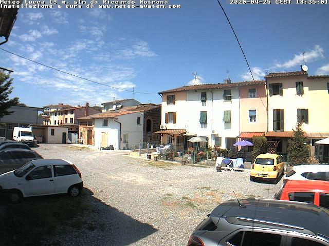 AtmosferaToscana previsioni meteo - WebCam Lucca
