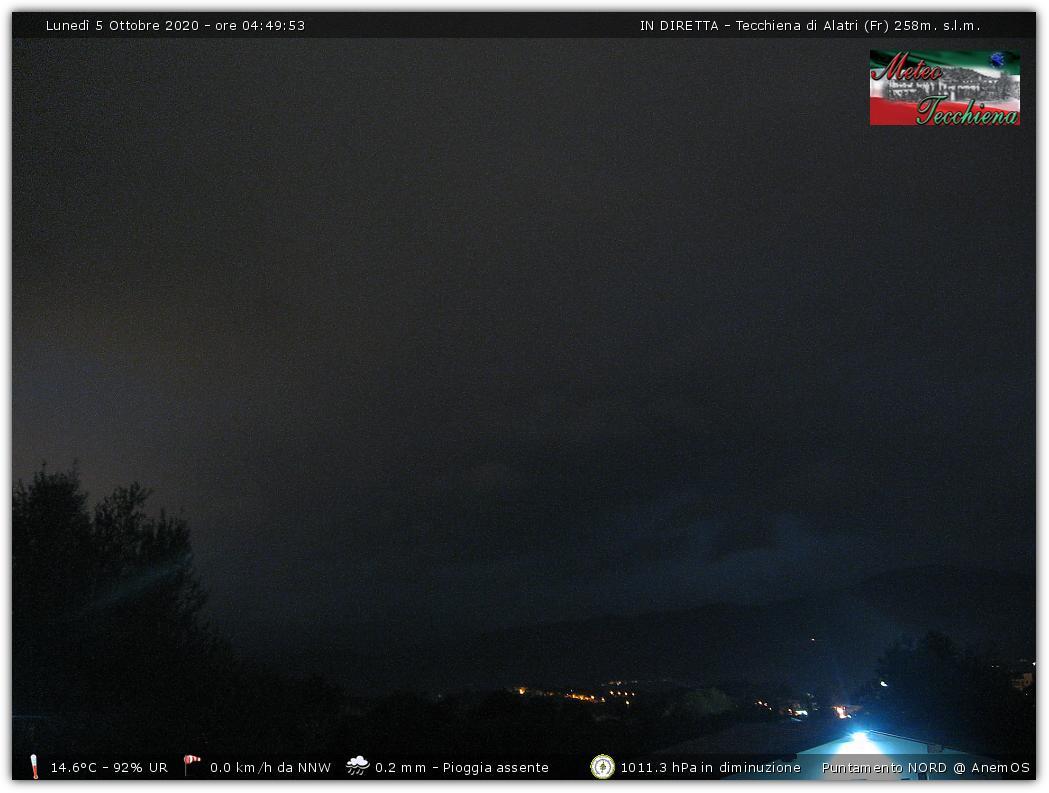Webcam Tecchiena di Alatri (FR) Cam