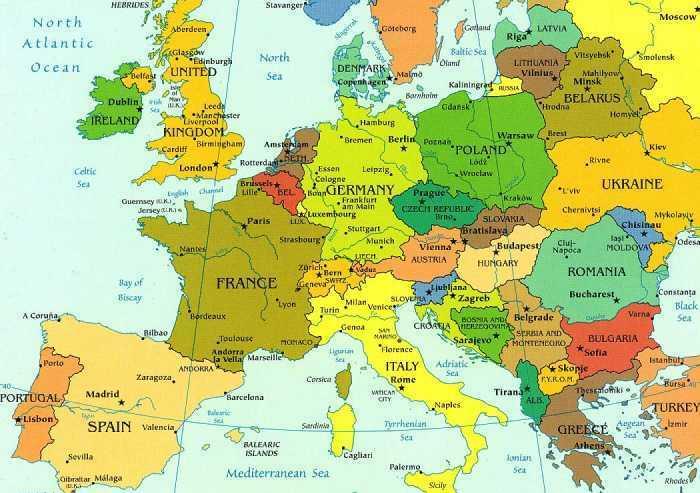 Riuscirà mr Renzi.... - Pagina 2 Cartina-europa-maps-europe