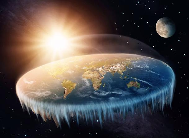 Stefano Hawking ...1000 e non più 1000 ? Terra-piatta