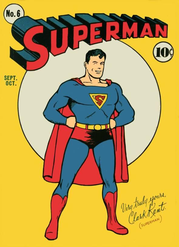 Siguen las imágenes bizarras y raras - edicion New 52- - Página 3 Superman06