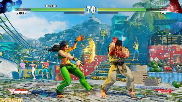 [VAZOU] Laura é nova lutadora brasileira de Street Fighter V Laura-Street-Fighter-V_3
