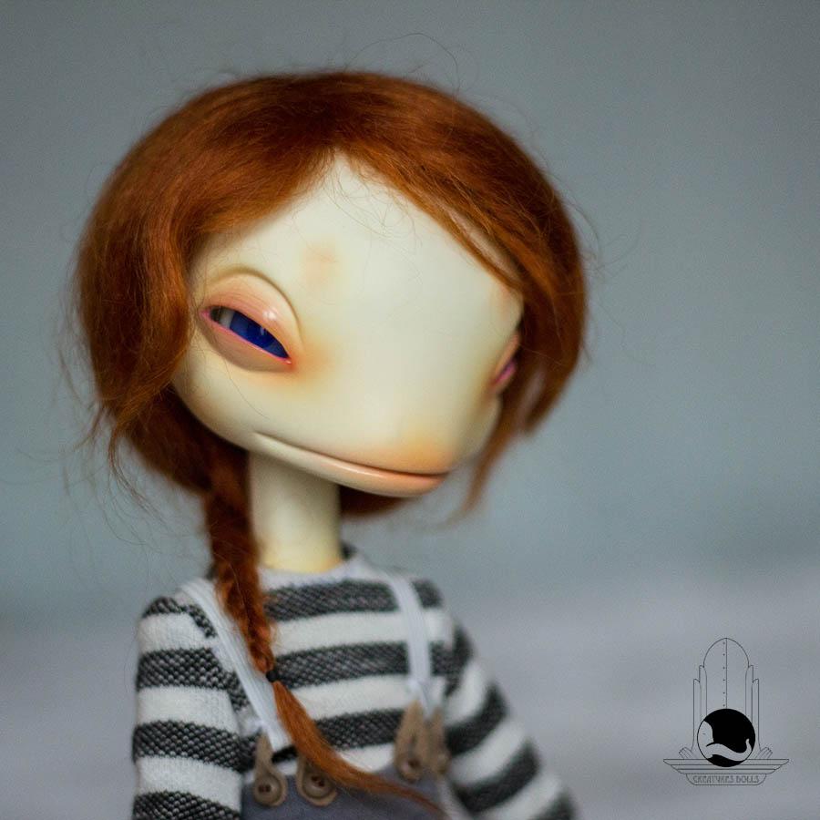 +Creatures Dolls+ new topic ! news pr Pollen !! ^__^ Bactrologo