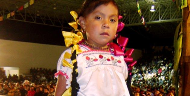 UNION ANTORCHA CAMPESINA MICHOACAN DE OCAMPO Nina-purepecha-Michoacan