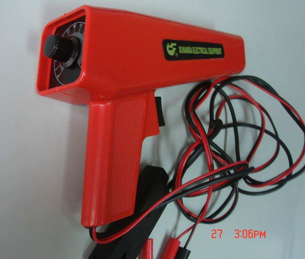 Ignition timing test equipment.  Timing-Light-QZ-6803C-