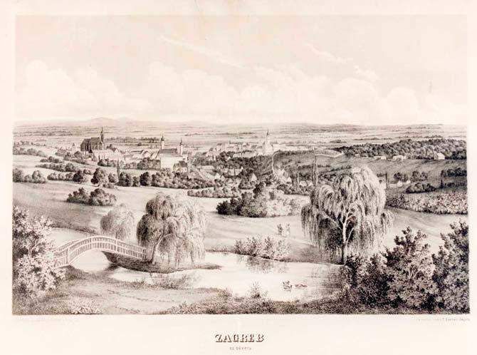 Povijest grada Zagreba Slike-Zagreba-4