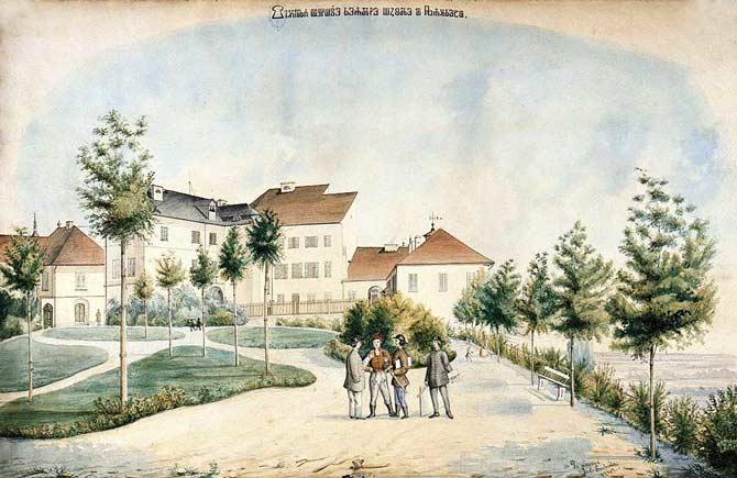 Povijest grada Zagreba Vedute-Zagreba-GMS-9