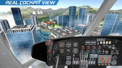 [JEU] HFPS - Helicopter Flight Pilot Simulator [Gratuit] 1
