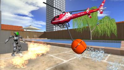 [ANDROID - JEU : HELIDROID 3] Pilotez un hélicoptère radiocommandé [Gratuit] M4